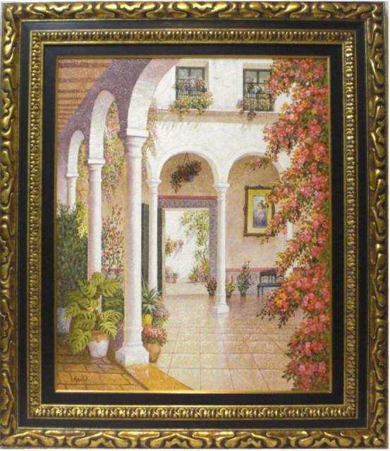 Aguilar pintor